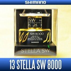 SHIMANO Genuine parts 13 Stella SW8000 series Spool set Tracking number NEW