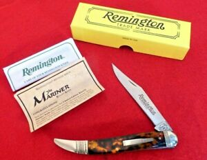 REMINGTON USA 2001 THE MARINER BULLET KNIFE R1615T NEW IN THE BOX