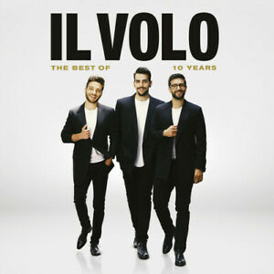 Il Volo 10 Years The Best Of New CD With DVD