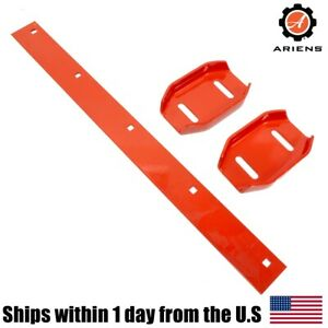 OEM Ariens Snowblower Scrapper Bar & Skid Shoes Kit ST924DLE ST927LE ST1130DLE
