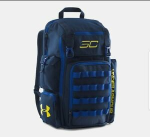 Under Armour Stephen Curry UA SC30 Backpack (Hard to Find Color) Water Resistant