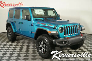 2020 Jeep Wrangler Rubicon New 2020 Jeep Wrangler Unlimited Rubicon 4WD SUV 31Dodge 200307