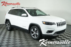 2020 Jeep Cherokee Limited New 2020 Jeep Cherokee Limited FWD SUV 31Dodge 200319