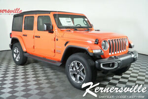 2020 Jeep Wrangler Sahara New 2020 Jeep Wrangler Unlimited Sahara 4WD SUV 31Dodge 200278