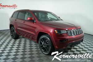 2020 Jeep Grand Cherokee Altitude New 2020 Jeep Grand Cherokee Altitude 4WD SUV 31Dodge 200249