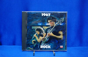 Time Life Classic Rock 1967 Pre Owned CD With 22 Tracks