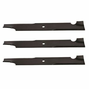Oregon 91-637 Toro/Scag Replacement Lawn Mower Blades, 3-Pack, 18