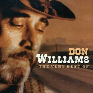 Don Williams Very Best of New CD