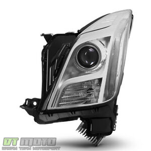 2013 2017 Cadillac XTS HID AFS Headlight Headlamp Replacement Left Driver Side $285.96