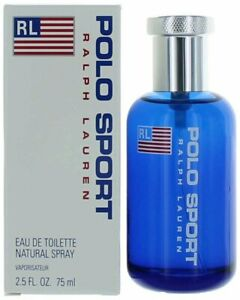 POLO SPORT by Ralph Lauren cologne for men EDT 2.5 oz New in Box $31.54