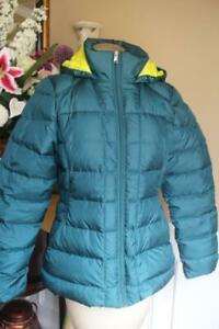 WOMEN'S NORTH FACE GOTHAM DOWN JACKET SIZE LARGE CO500 $129.99