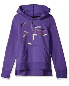 Under Armour Apparel Girls Youth Rival Hoody Y Small $20.97
