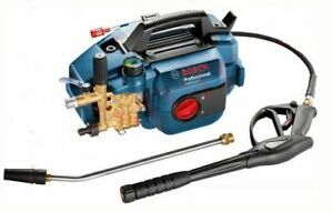 New High-pressure Washer Bosch GHP 5-13 C Professional Tool CAD