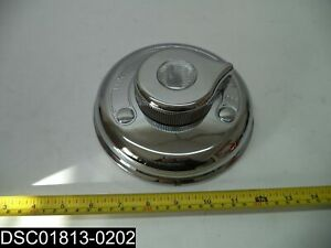 Chrome Colored Hotel Shower Turn Handle 6 5 8quot; ID 7 3 16quot; OD