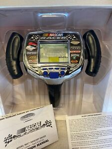 Radica NASCAR Racer Virtual Hand Held Racing Electronic Video Game Model # 9847 $14.99