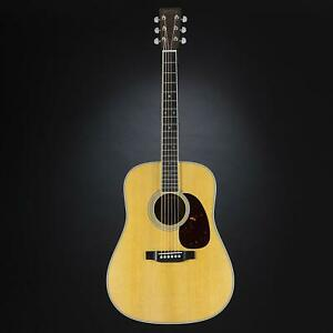 New Martin Standard Series D-35 Natural Acoustic Guitar From Japan