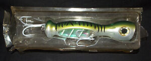 Jet Popper Fishing Lure Top Water Fish Salt Water Popper Never used 6 hook