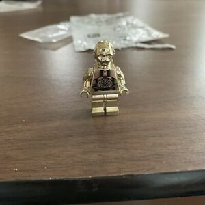 LEGO STAR WARS CHROME GOLD C-3PO 4521221 1 OF 10000 LIMITED EDITION