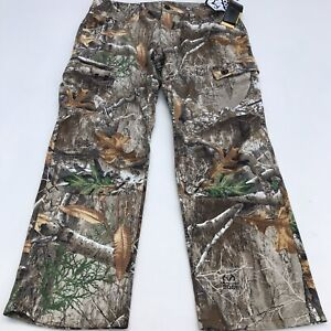 Under Armour Storm Hunting Straight Field Pants Men 36x29 Realtree Camo $99.99 $49.67