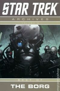 Star Trek Archives TPB 2 1ST NM 2008 Stock Image