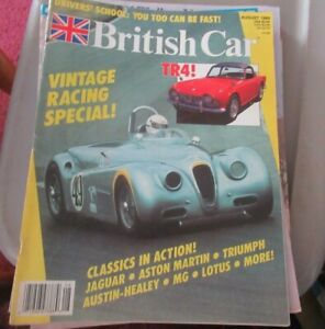 British Car vintage magazine PICK YOUR ISSUE DISCOUNT s FOR MULTIPLES