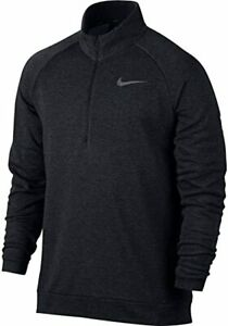 NIKE DRY 1 4 ZIP MENS TRAINING TOP 860477 032 $31.99