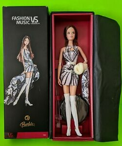 Barbie  Namie Amuro 70s Fashion Music Doll Vidal Sassoon collaboration