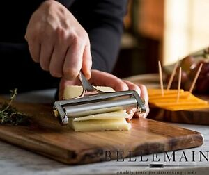 Adjustable Thickness Cheese Slicer - Stainless Steel