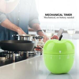 Kitchen Cooking Fruit Shape Timer Countdown 60 Minutes Alarm Mechanical Time