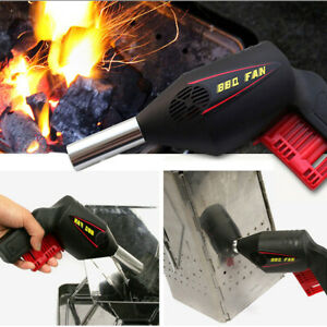 Manual BBQ Fan Air Blower for Barbecue Picnic Fire Lighter Outdoor Cooking Tools