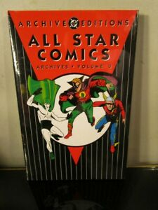 All Star Archives Vol 0 HC NEW SEALED