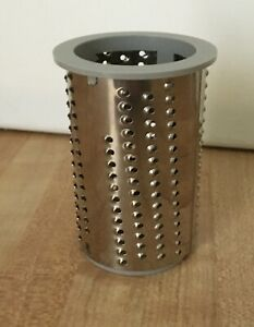Pampered Chef Deluxe Cheese Grater #1275 Fine Barrel Replacement Part NEW
