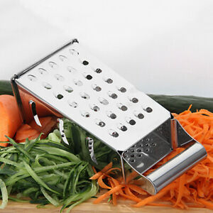 Vegetable Slicer Dicer Food Chopper Cuber Cutter Cheese Grater Multi Blad Box
