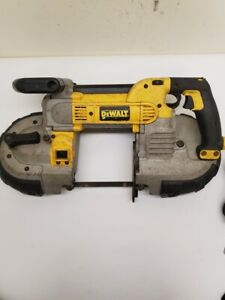 DEWALT DWM120 Heavy-Duty Deep Cut Variable Speed Band Saw 7/B16120A