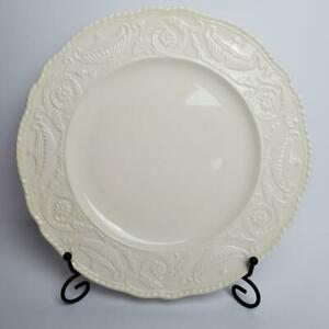 Adam Antique by Steubenville Ivory Large Dinner Plate 10 3 4quot; $15.47