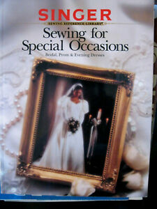 Singer SEWING FOR SPECIAL OCCASIONS Bridal Prom Evening Dresses 1994 Book SeeTOC $5.88