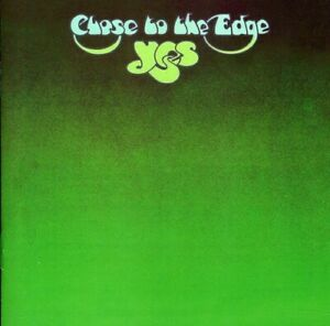 Yes Close to the Edge New CD