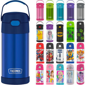 Thermos 12 oz. Kid#x27;s Funtainer Vacuum Insulated Stainless Steel Water Bottle