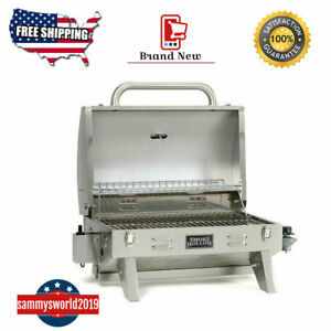 Smoke Hollow Stainless Steel 1-Burner Liquid Propane Outdoor BBQ Gas Grill