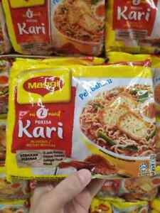 MAGGI 2-MINUTES INSTANT NOODLES ( CURRY, CHICKEN, ASAM LAKSA, TOM YAM )