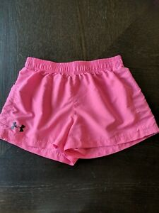 Girls Youth Large loose fit Under Armour shorts $5.00