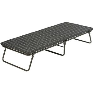 Deluxe Folding Comfortsmart Cot Sleeping Pad Camp Coleman Portable Camping