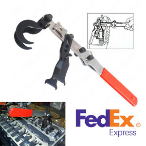 US Shipping Car Engine Cylinder Head Valve Spring Compressor Replace Hand Tool $24.81
