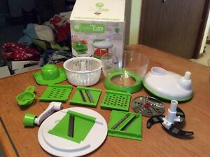 Cook 12 Piece Super Slicer In Open Box