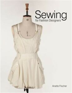 Sewing for Fashion Designers Hardback or Cased Book $49.17