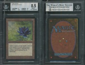 MTG Magic Alpha Black Lotus BGS 8.5 Q++ NM-MT+ (TCC)