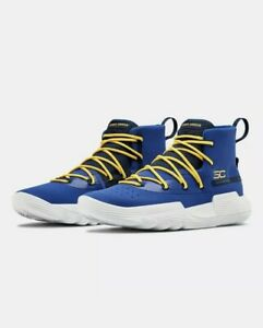 NEW Under Armour Steph Curry SC 3O II Men's Basketball Shoes 3020613 402 Size 10 $97.00
