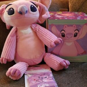 Scentsy Buddy Angel From Lilo and Stitch with Scent Pak Experiment 624