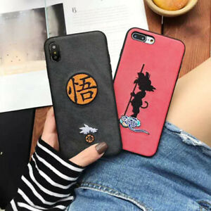 Dragon Ball Bead Embroidered Case For IPhone 6s 7 8 Plus Xr Xsmax 11Pro Cute