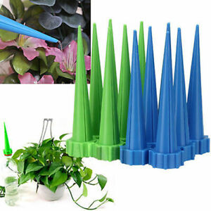 10X Watering Automatic Device Plant Self Watering Spikes Garden Irrigation Drip